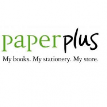 Paper Plus: My Books. My Stationery. My Store.
